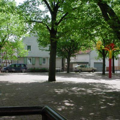 Schulplatz Altwildungen