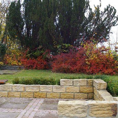 Landesgartenschauprojekt 2006 - Nachbildung Brunnen auf dem Kirchgelände